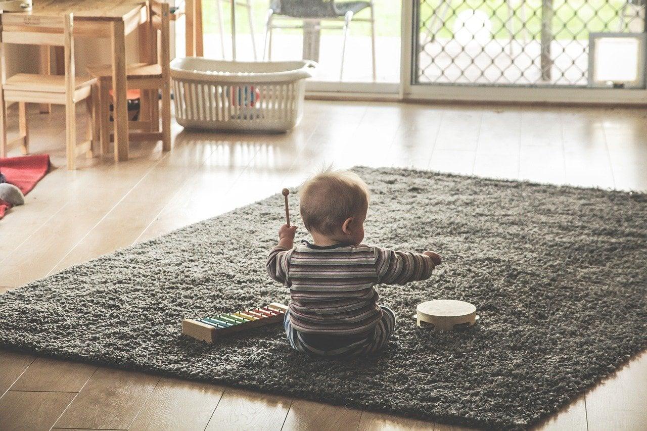Muzyka w życiu dziecka