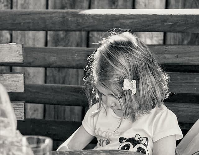 Dzieci nieśmiałe