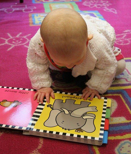 Kilka wskazówek dotyczących czytania z dzieckiem