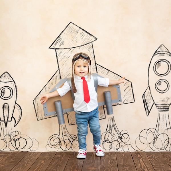 Jak wyzwolić w dzieciach kreatywność?