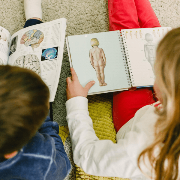 Nauka o ciele człowieka w formie zabawy