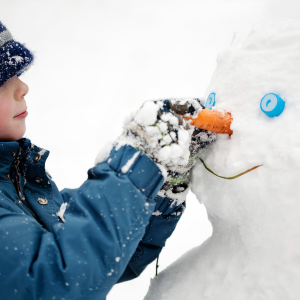 Pomysł na zimowe dni - zagadki!