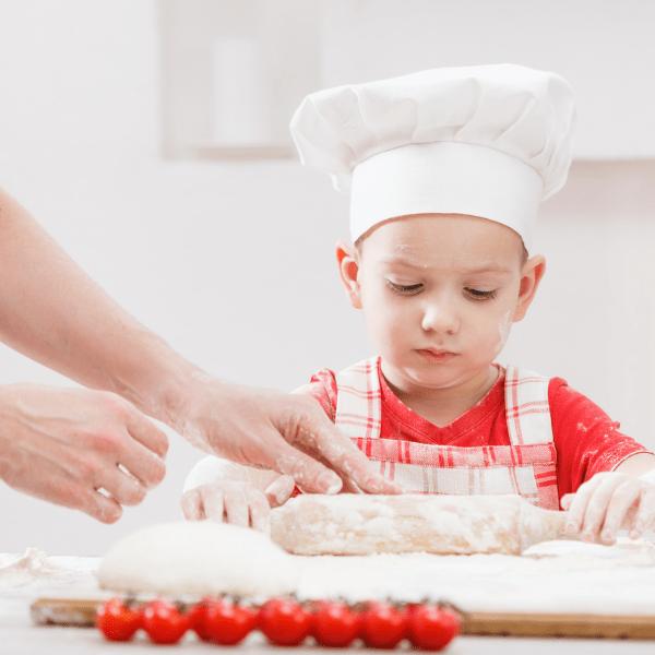 Uczcij z dziećmi dzień pizzy!