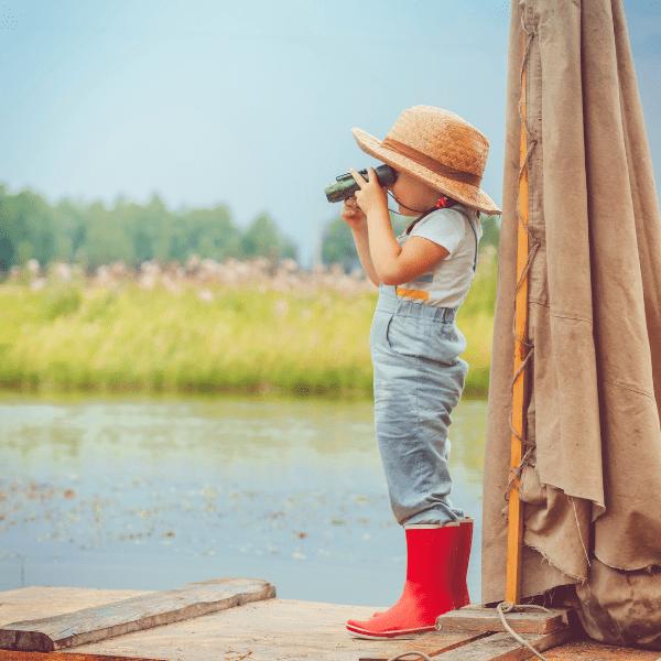 Pokaż dziecku świat bez wychodzenia z domu