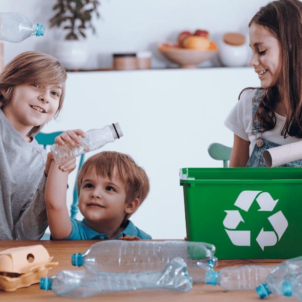 segregacja śmieci: kształtowanie szacunku do planety