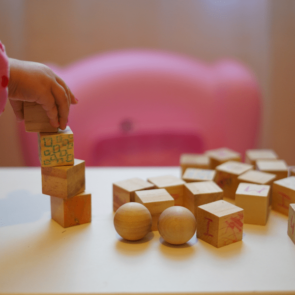 integracja sensoryczna - wspieranie rozwoju dziecka