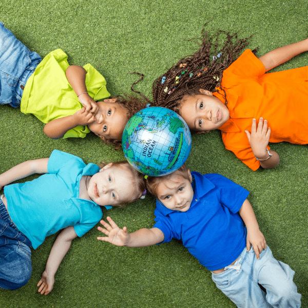 Dzieci świata - świetny dodatek do dnia języków