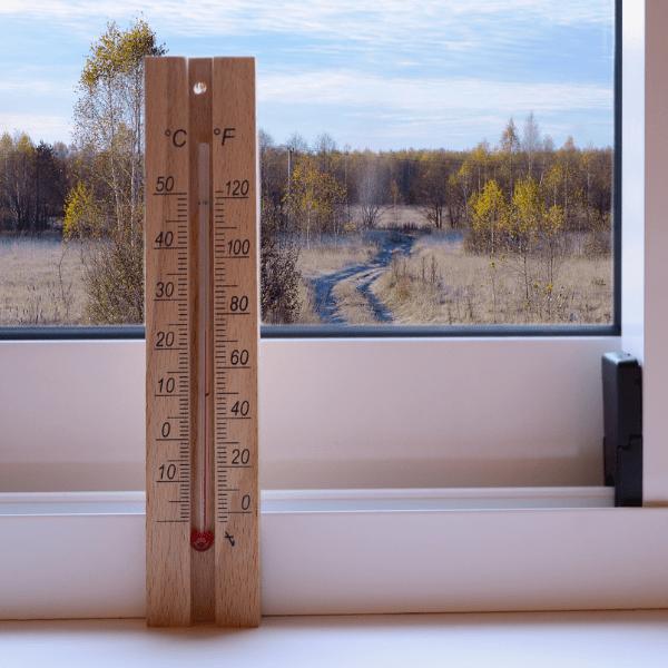 Ale chłodno! Nauka pomiaru temperatury z dzieckiem.